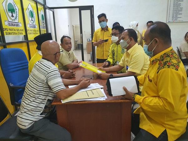 DPD Golkar Tanjungbalai Gelar Musdalub, Panitia Buka Pendaftaran Calon